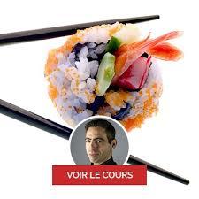 Cours De Cuisine Japonaise à Paris Sushi Maki Gyozas Dorayaki