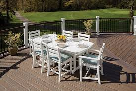 Patio Trex Patio Furniture Heavy Duty Resin Chairs
