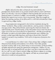 best personal statement sample images sample  there are many times in your life where you will end up writing a personal statement