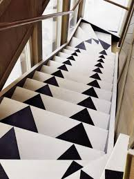 Painted Basement Steps With Board And Batten Basement Stair And - Painted basement stairs