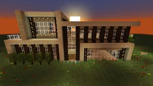 house design minecraft. modern1 house design minecraft