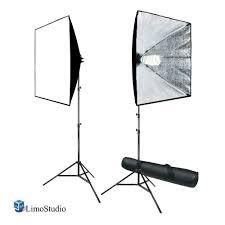 limostudio 700w photography softbox light lighting kit photo equipment soft studio light softbox 24 x24 agg814
