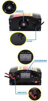 Suoer MA-1220AS 12 Volt 20 Amper Akıllı Akü Şarj Cihazı Fiyatları ve  Özellikleri