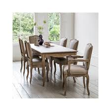 avignon wooden dining table 8 seater within home chic 8 seater dining room table