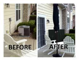 Lattice Air Conditioner Screen 47 Best Hide Air Conditioner Images On Pinterest Backyard Ideas