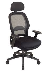 high back office chair with headrest chairs merax ergonomic high back reclining