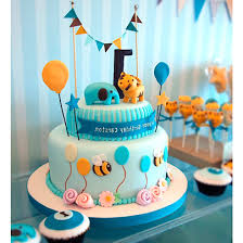 Birthday Cake Ideas For 1 Year Old Boy Uk Creative First Party 1