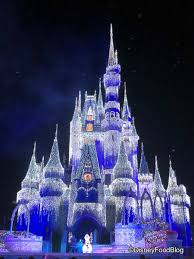 Frozen Holiday Wish Castle Lighting Show Heres How You Can Watch The First Holiday Castle Lighting