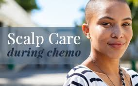 8 ways to care for your scalp during chemo