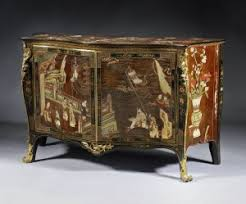 Langlois furniture Stations Muskegon George Iii Coromandel Lacquer Giltbrassmounted Serpentine Commode Attributed To Furniture History Society Chinoiserie Furnishings