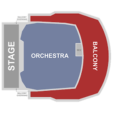 Blumenthal Theater Charlotte Nc Seating Chart Mcglohon Theater Charlotte Tickets Schedule Seating