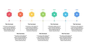 Timeline Slide Template Timeline Slide Template