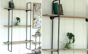 tier wall shelves