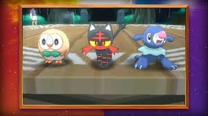 Pokemon Sun And Moon Guide How To Get A Shiny Starter