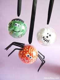 Creepy Cool Craft Idea For Halloween Paint Rocks For Decorations Cool Halloween Crafts