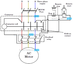 electrical drawing of d o l starter ireleast info electrical drawing of d o l starter nest wiring diagram wiring electric