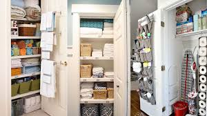 7 clever organizing ideas to turn your linen closet into a work of art