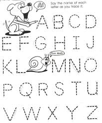 The alphabet (from phonics monster: Incredible Phonicsheets For Year Olds Photo Ideas Oppositesheet Old Alphabet Printable And Tracing Jaimie Bleck
