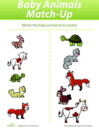 Animals And Offspring Lesson Plan Education Com Lesson