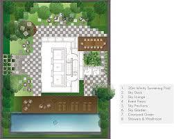 crown robinson skygallery siteplan