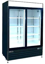 commercial refrigerator used commercial glass door refrigerator commercial glass door refrigerator