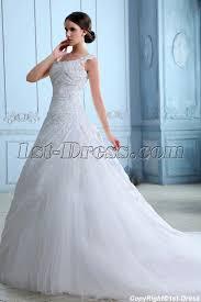 romantic taffeta a line wedding dresses brisbane with cap sleeves
