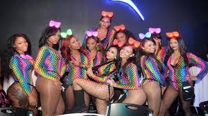 Black strippers in atlanta