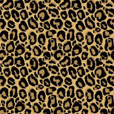 Designing Repeat Patterns For Textiles Vector Seamless Pattern With Leopard Fur Texture Repeating