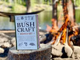 We Want These Bushcraft Books So We Can Learn <b>Lots of Cool</b> ...