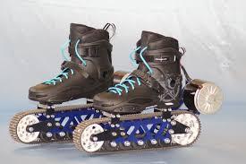 Off-<b>Road</b> Rollerblades: гусеничные <b>роликовые коньки</b> с ...