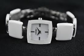 Женские <b>часы Roamer</b> Ceramic Square — блог AllTime.ru