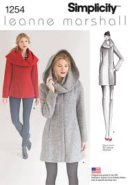 Coat Sewing Patterns Beauteous Sewing Patterns Coats Jackets Jaycottscouk Sewing Supplies