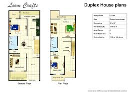house design 20 x 45. 5 duplex house plans design 20 x 45