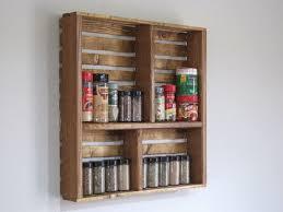 Spice Racks For Kitchen Kitchen Spice Rack Ideas Miserv