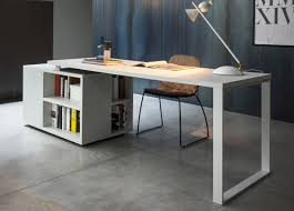 Office desk home Solid Wood Modern Home Office Desks And Lamps Credible Home Decor Ideal Modern Home Office Desks