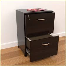 File Cabinets With Wheels Wood 2 Drawer File Cabinet With Lock Roselawnlutheran