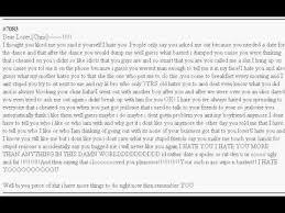 Breakup Letter Dramatic Reading Hd Youtube