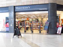 Waterstones book store editorial stock photo Image of study