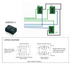 arduino switching left right audio a dpdt relay enter image description here