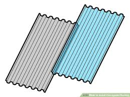 corrugated metal roofing installation beautiful metal roof panels