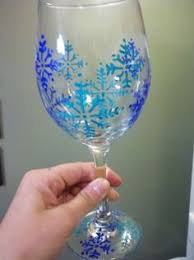 Christmas Wine Glass Candle Holders  Click Pic For 22 DIY Glass Christmas Crafts To Make And Sell