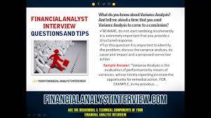 job fun financial analyst interview questions and tips job job fun financial analyst interview questions and tips job interview