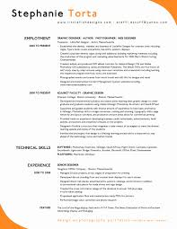 Good Examples Of Resumes Unique Examples Of A Good Resume Lovely