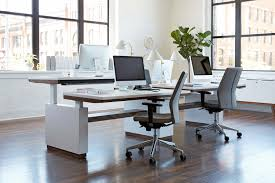 west elm office. Modern Height Adjustable Bench By West Elm Workspace Office