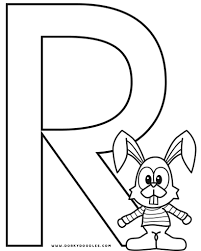 R_coloring_page?v=1486409829 letter r coloring page and writing practice worksheet dorky doodles on free letter r worksheets