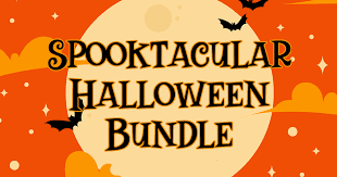 The fonts can be opened and used in any software that can read digital font, digital fonts, download font, script font, creative artwork font, halloween font, cricut font. Spooktacular Halloween Bundle Bundle Creative Fabrica