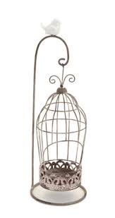 Tea Light Birdcage