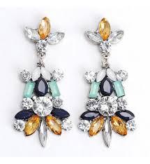 elise multicolor earrings