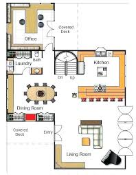 floor plan of the office. Shipping Container Tiny House Floor Plans Plan Of A Detailed Furniture Has The Office