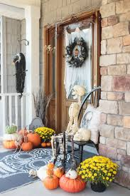 Haunted Halloween Boneyard Front Porch by Amy of Atta Girl Says, created  exclusively for Discover